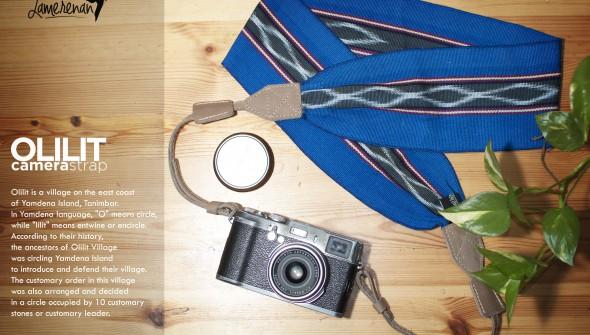 Olilit Camera Strap